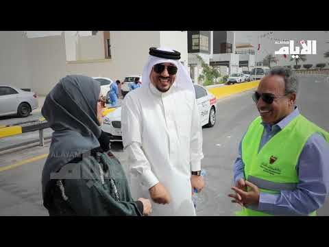 افتتاح مدخل بوري من شارع الشيخ خليفة بن سلمان  - نشر قبل 6 ساعة