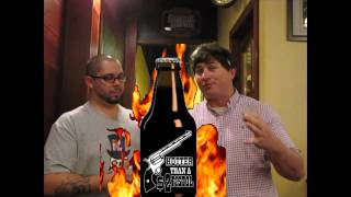 Hotter Than a $2 Dollar Pistol Beer Review / Drink Lika Fish