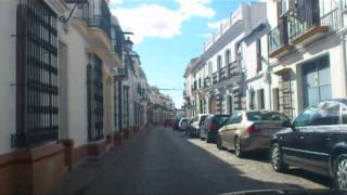Un paseo por mi Barrio de Moguer Huelva