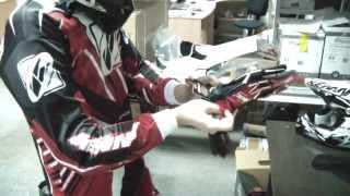 Мотоэкипировка для мотокросса и эндуро - обзор