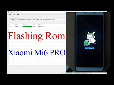 xiaomi-mi6-pro-global-miui-rom-fastboot-mode-flashing