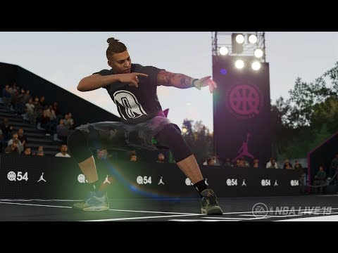 NBA LIVE 19 THE ONE Latest Details