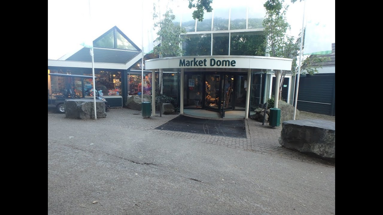 Center Parcs De Eemhof Market Dome.Center Parcs Huttenheugte Market Dome Youtube
