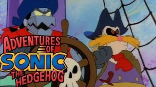 Adventures Of Sonic The Hedgehog 148 Black Bot The Pirate