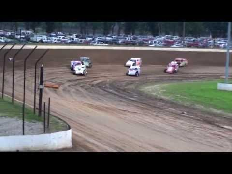 Modified Heat #1 From Portsmouth Raceway Park, 7/27/13.