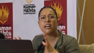 SAHRC will monitor the implementation of its previous recommendations on land rights – Alexandra Fit