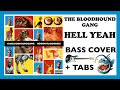 THE BLOODHOUND GANG HELL YEAH HD BASS COVER TABS mp3