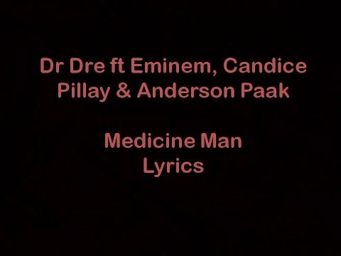 Dr - Medicine Man ft Eminem [Lyrics]