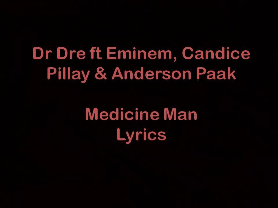 Dr.Dre - Medicine Man ft Eminem [Lyrics] - YouTube