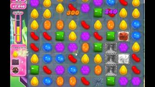 How to beat Candy Crush Saga Level 419 - 3 Stars - No Boosters - 106,000pts