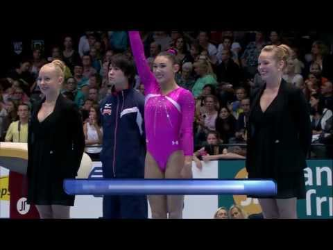2013 World Championships - Women's All-Around (Full Broadcas