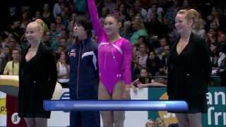 2013 World Championships - Women's All-Around (Full Broadcast)