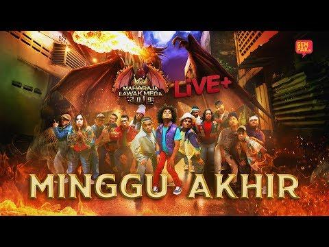 [LIVE] Maharaja Lawak Mega 2019 Live + (Akhir)