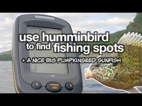 Test Humminbird Fish Finder To Locate Fishing Spots