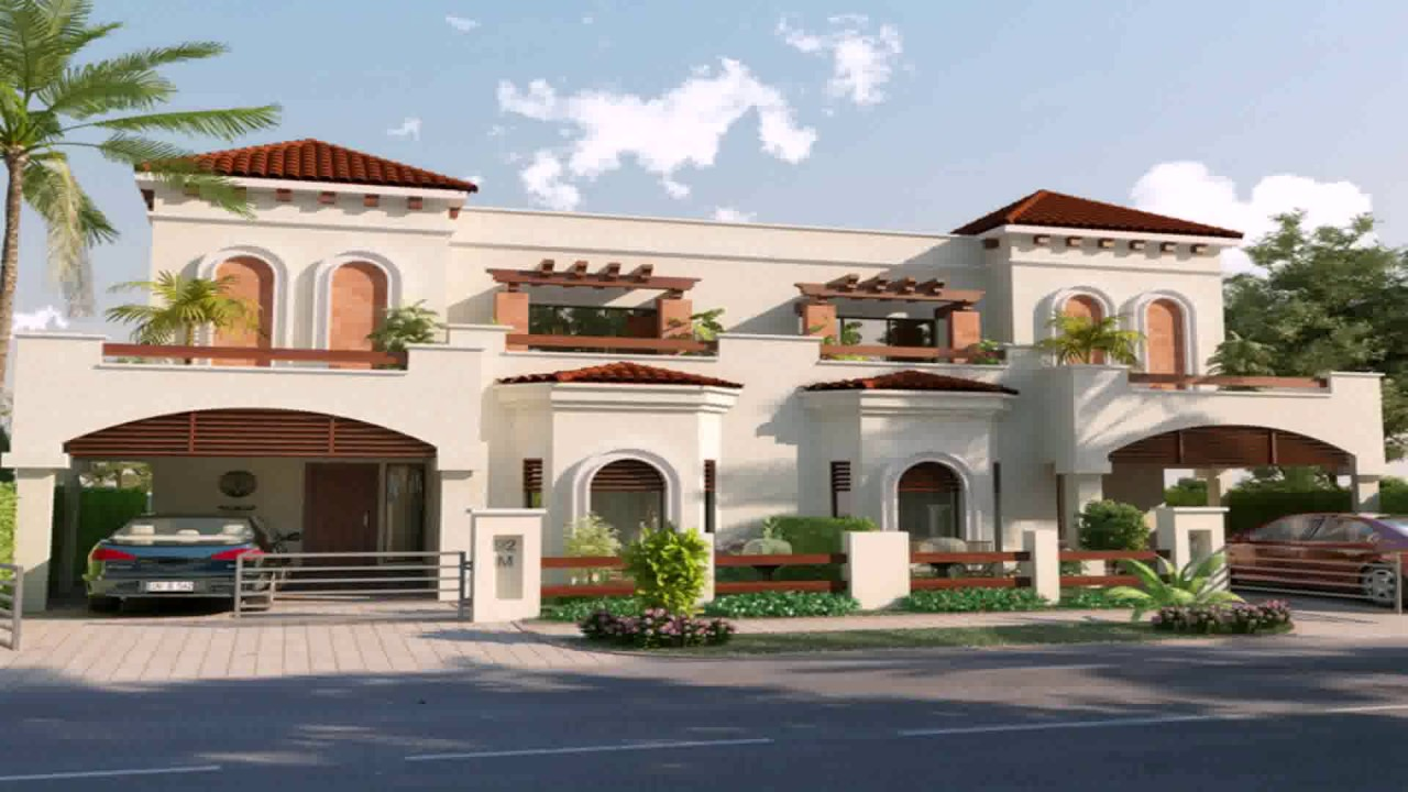 10 Marla House Design Pictures In Pakistan YouTube