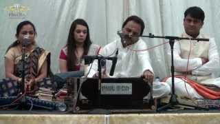 Hemant Chauhan - Bhajan Sandhya - Wellingborough, U.K