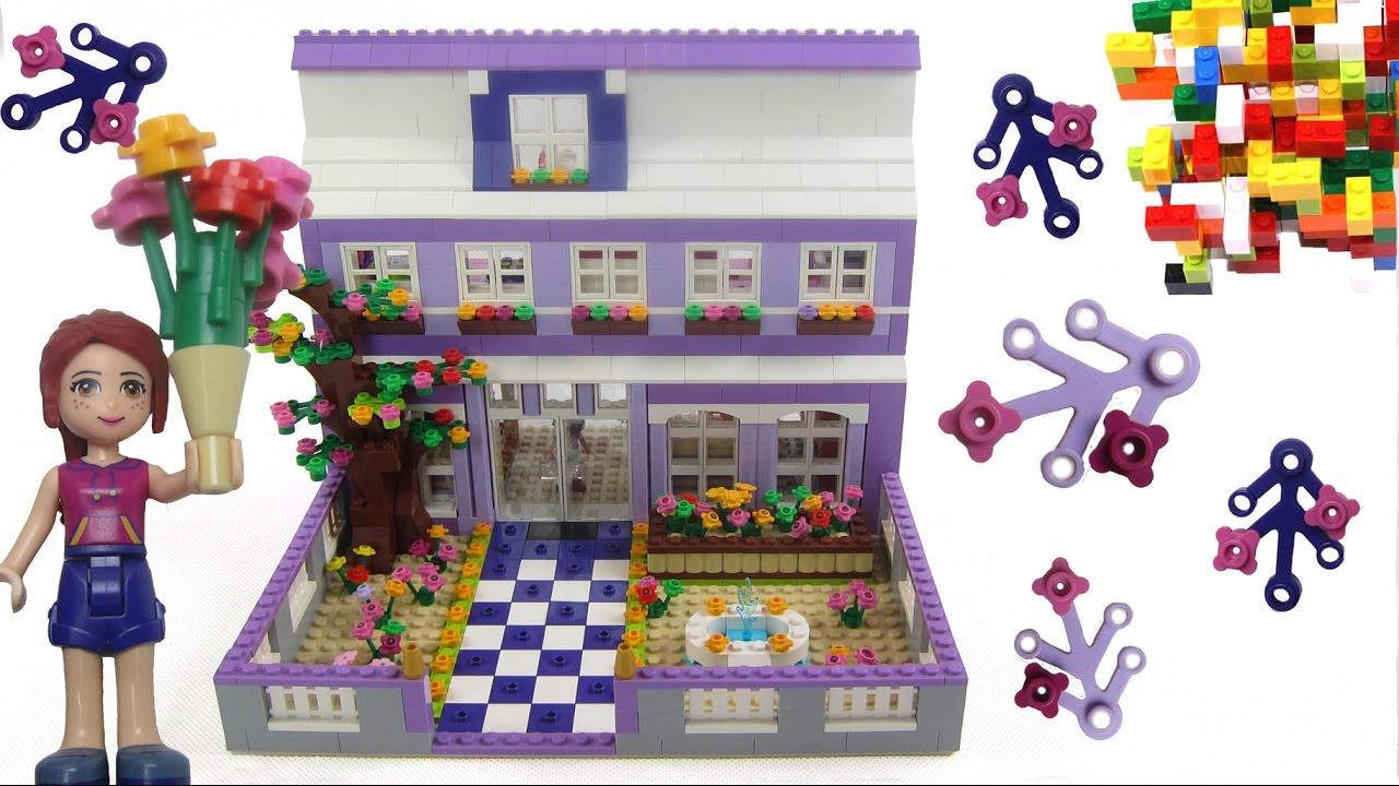Lego Friends Mia New Lego Friends House...
