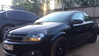 Opel Astra H GTC от Mad Cars Garage