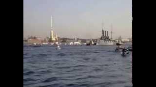 Фильм Крейсер Аврора уходит на ремонт 21.09.2014г