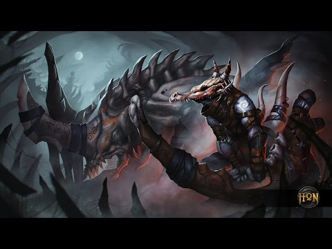 видео: Гайд по герою skrap the scavenger , heroes of newerth ( hon ) Новый Скрап