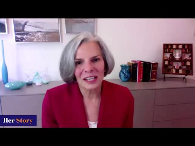 Embracing Unpopularity   Julie Gerberding, M.D.   S1E5 Her Story Highlight