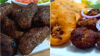 Reshmi Seekh Kabab Aur Kabab Samosa Ki Do Mazedaar Bakra Eid Special Recipes | Yummiest Kabab Ever?