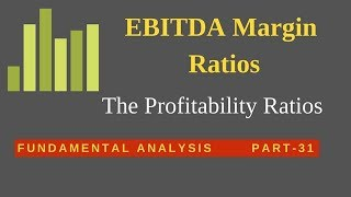 EBITDA Margin (Operating Profit Margin) in- The Profitability Ratios