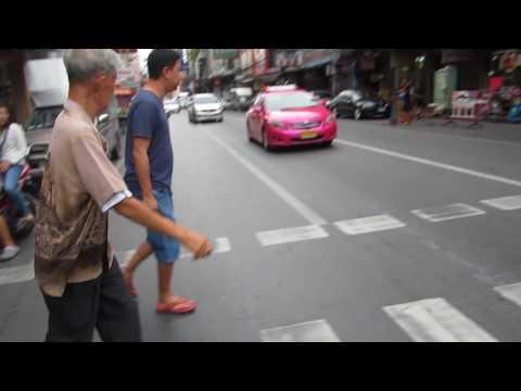 Hari Kedua di Bangkok Thailand Part.1 Agustus 06 2017