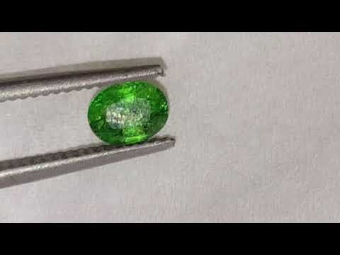 Is This A Tsavorite Or An Emerald?!