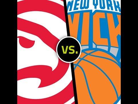 Knicks vs Hawks recap