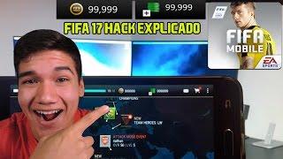 INTENTO HACER EL HACK DE FIFA MOBILE - EXPLICADO EN ESPAÑOL [Dj Duvan]