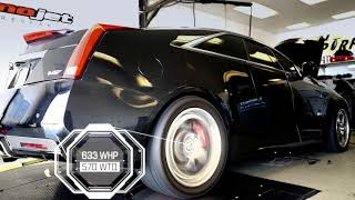 Cadillac CTS-V - 700+ HP Package - Lingenfelter