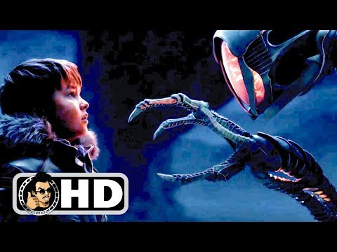 LOST IN SPACE Main Title Sequence  2018 SciFi Netflix Series HD