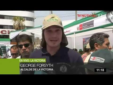 George Forsyth confirma salida del país de su esposa por seguridad