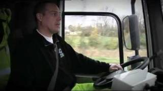 Richard Hage, Chauffeur/Belader Huisvuilinzameling @ Indaver