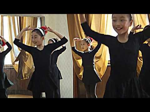 North Korea's incredibly talented and rehearsed children performers