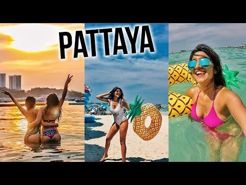 PATTAYA    Coral Island, Walking Street   GoPro Hero 5