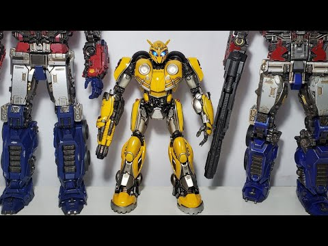 UNBOX AND REVIEW : Bumble Bee 5U
