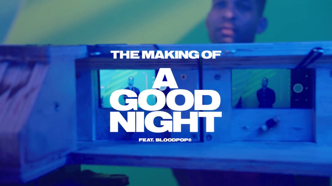 John Legend - A Good Night - Behind the Scenes