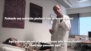 Central dolor neuropático