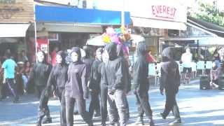 NoFaces-StreetFlashMob vol1-StopThinking StartFeeling