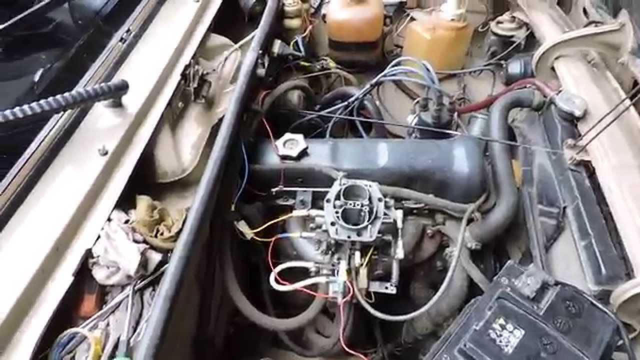Продолжение ролика карбюратор солекс на автомобиле волга с объемом .