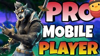 🔴 Pro Fortnite Mobile Player / SEASON 6 GRIND! / 200+ Wins / Fortnite Mobile Gameplay + Tips!