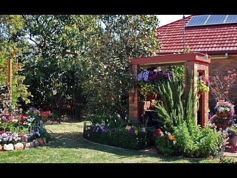 Beautiful gardens - Flowers Festival - Toowoomba