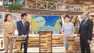 10日放送のフジテレビ系「直撃ライブ グッディ!」(月~金曜・後1時...