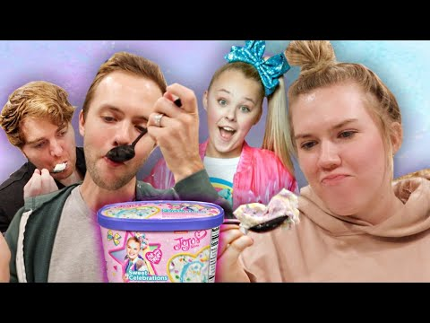 TRYING JOJO SIWA'S ICE CREAM from YouTube · Duration:  15 minutes 20 seconds