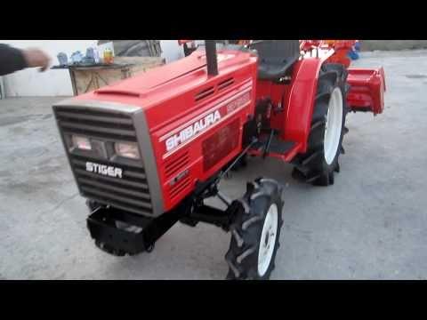 ΤΡΑΚΤΕΡ SHIBAURA SP1540 STIGER 4WD 4X4 www.trakter.com  ΤΑΓΤΑΛΕΝΙΔΗΣ