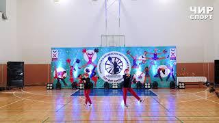 Чир Спорт 2021  - 043 - Самгина София, Марко Полина, United BIT, Ухта