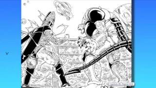 capitulo 49 Dragon Ball Multiverse