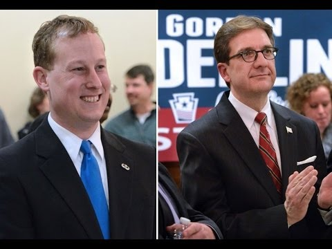 Pa. Senate Debate: Republicans Ryan Aument and Gordon Denlinger